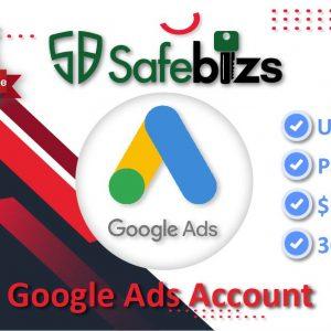 Buy Google ads Account